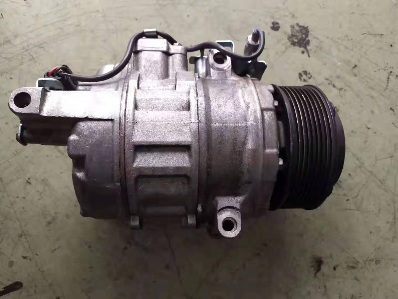 宝马X6空调泵