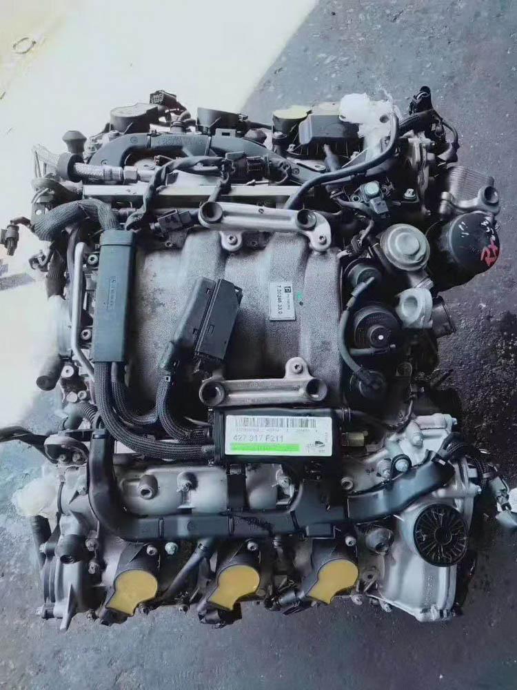 奔驰S300 W272