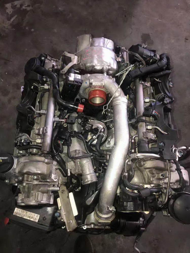 奔驰GLS350柴油 W166